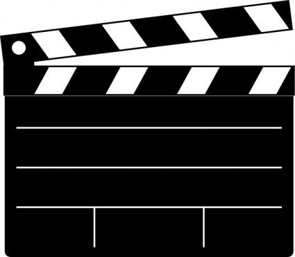 Movie Film Clipart Free .