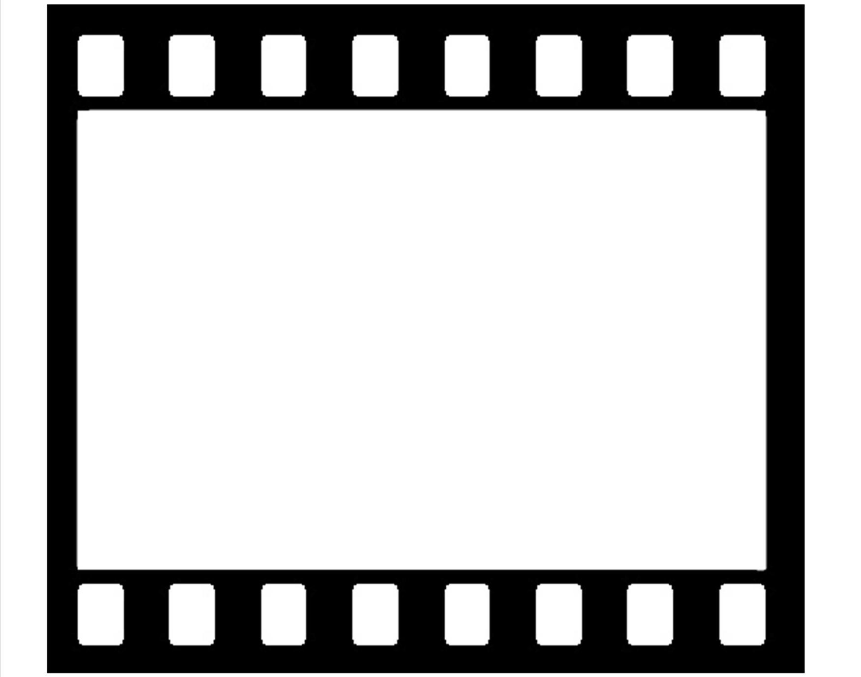 Movie Film Strip Clipart Free Clip Art Images