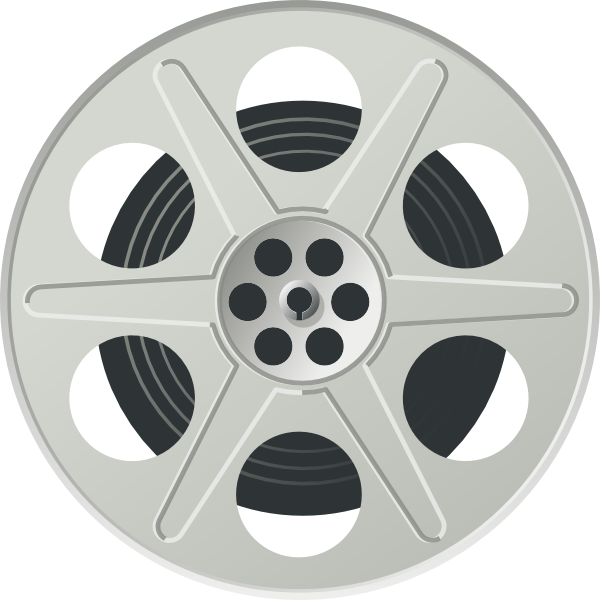 Movie Reel Clip Art Express Projects