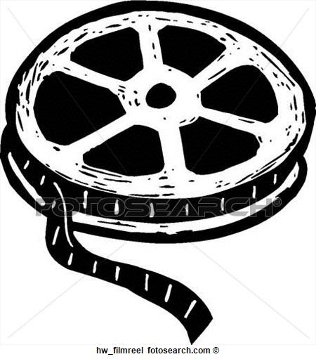 Movie reel .
