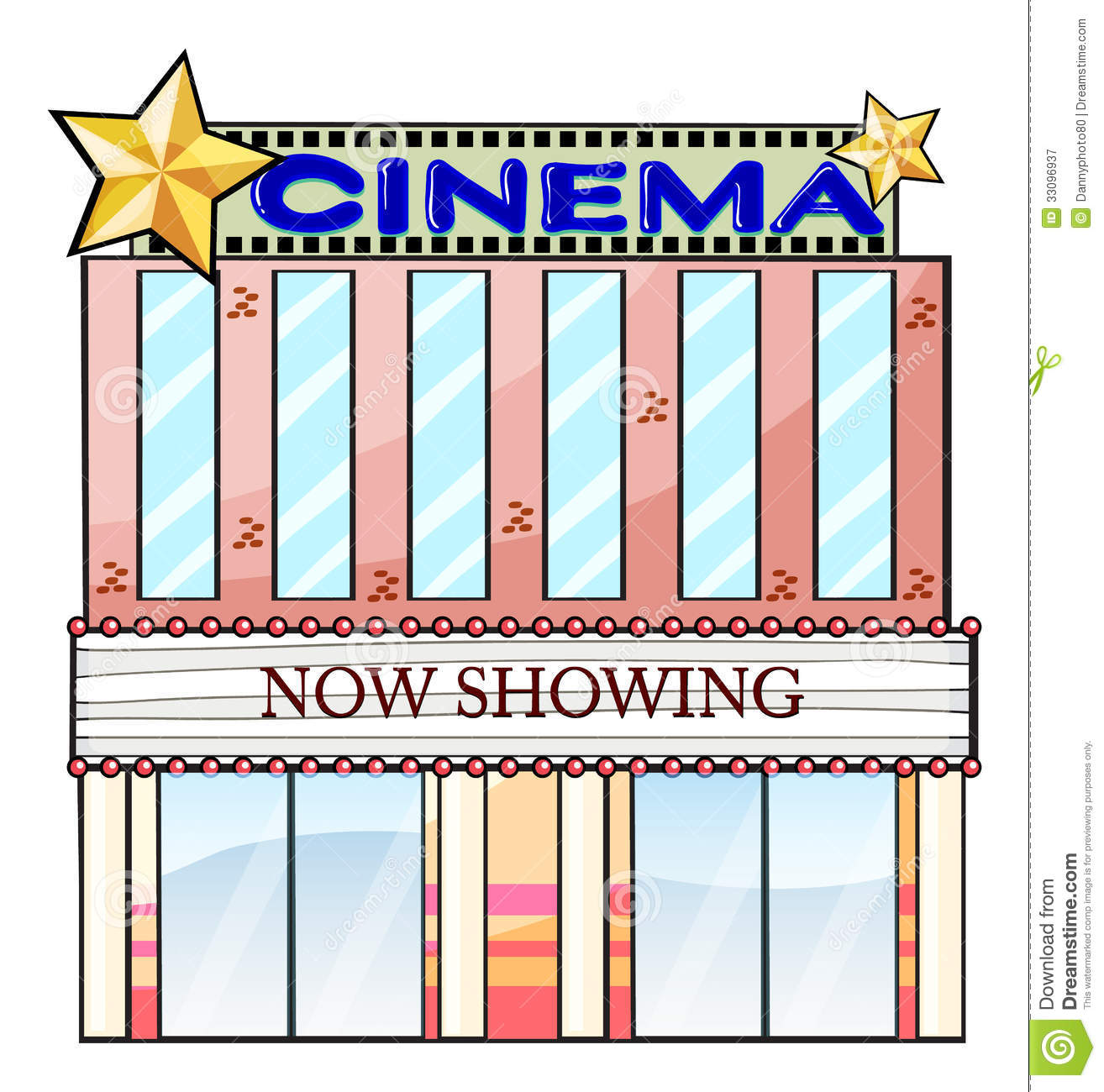 Movie Theater Clipart Clipart Panda Free Clipart Images
