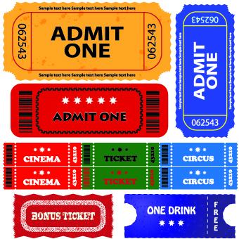 movie ticket clip art free .