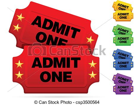 movie ticket Clip Artby place4design24/2,391; Classic movie tickets
