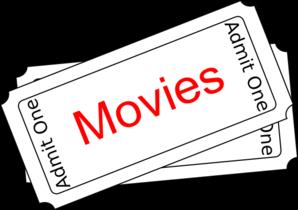 Movie tickets clipart vectors download free vector art 2 image 2 4