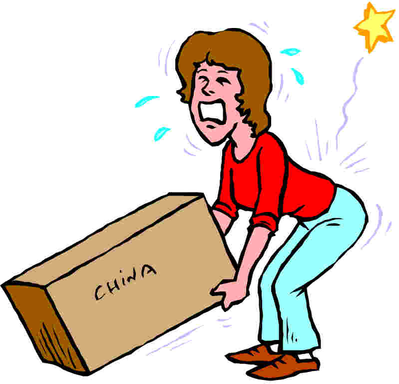 Moving clip art animations