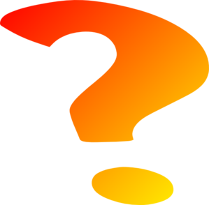 Moving Question Mark Clipart # .