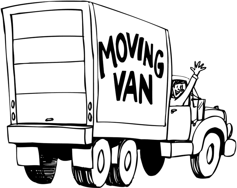 Moving Truck - ClipArt Best