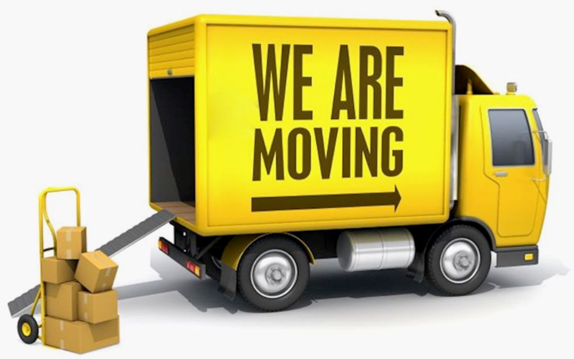 Moving truck clipart images - ClipartFest