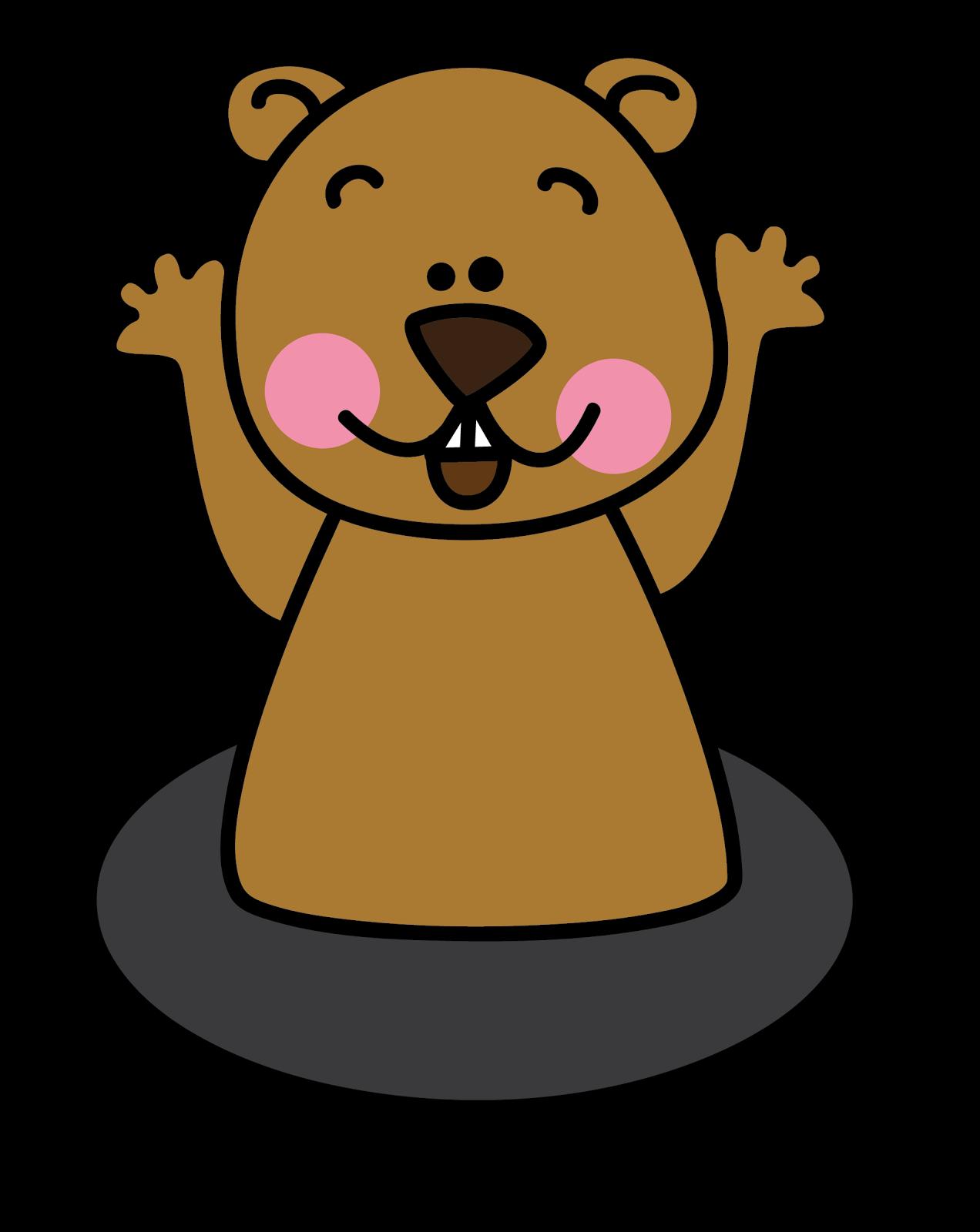 Mrs. Albaneseu0026#39;s Kindergarten Class: Mr. Groundhog is coming!!! Groundhog Shadow Clipart Images Pictures - Becuo