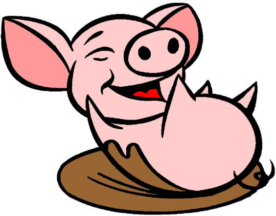 Muddy Pig Clipart   Clipart Panda - Free Clipart Images