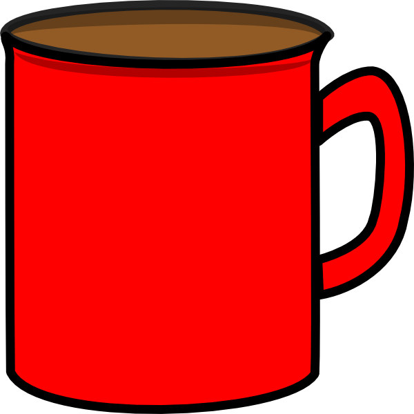 Mug Clipart this image as: