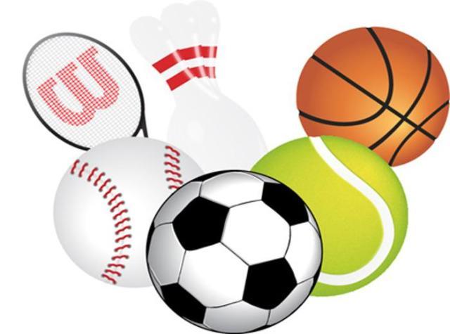 Multi Sport Clipart Free. Multi Sports
