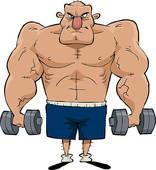 ... muscle man sport ...