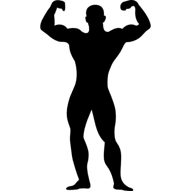 Muscular Strength Clipart