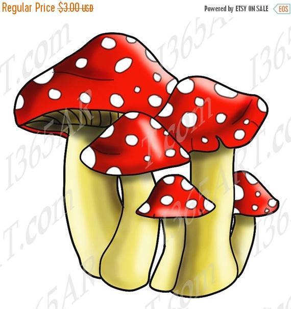 Mushroom Clipart-hdclipartall - Mushroom Clipart