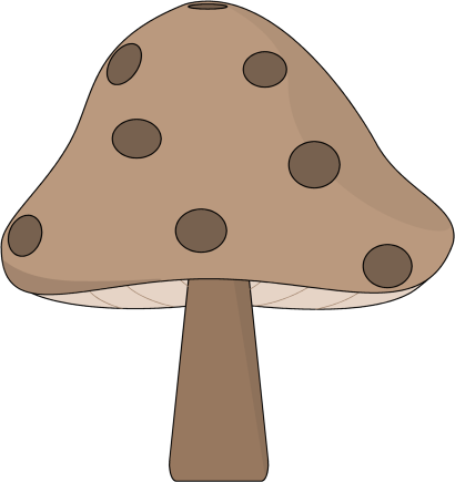 Mushroom clipart bing images mushrooms search