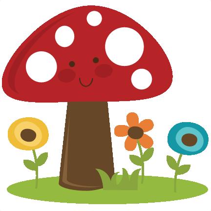 Mushroom clipart free Mushroom Clipart clip art on