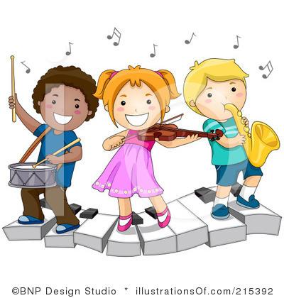 music class clipart