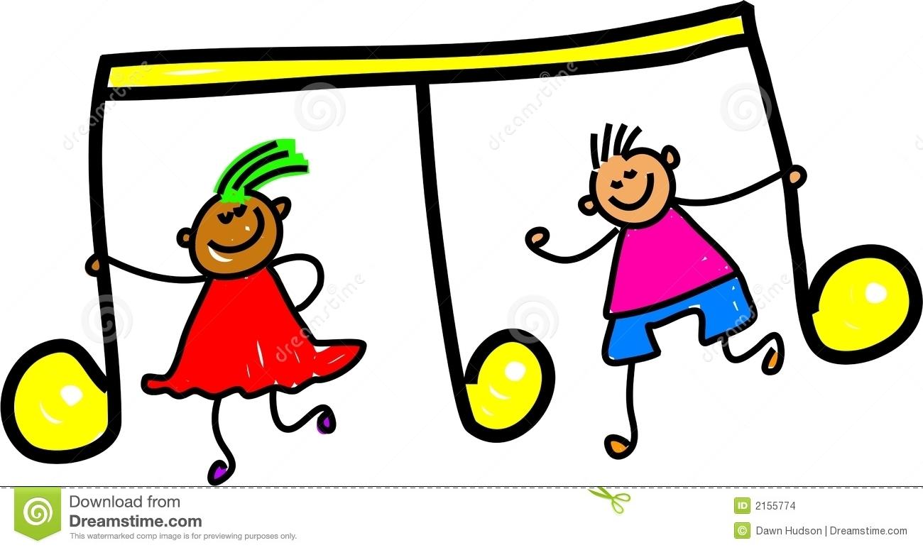 Music Class Clipart For Kids