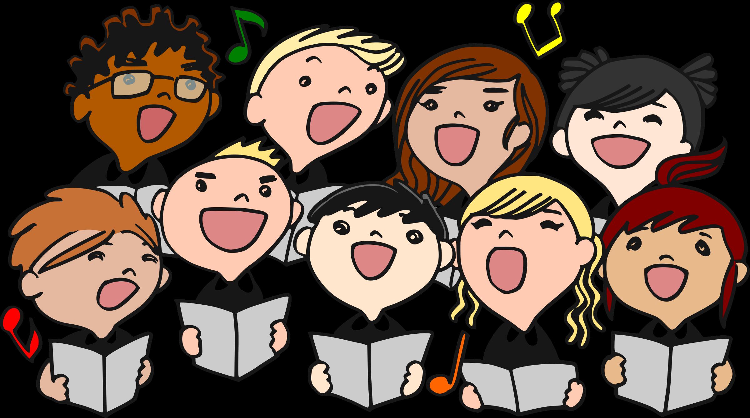 Music Class Clipart Free