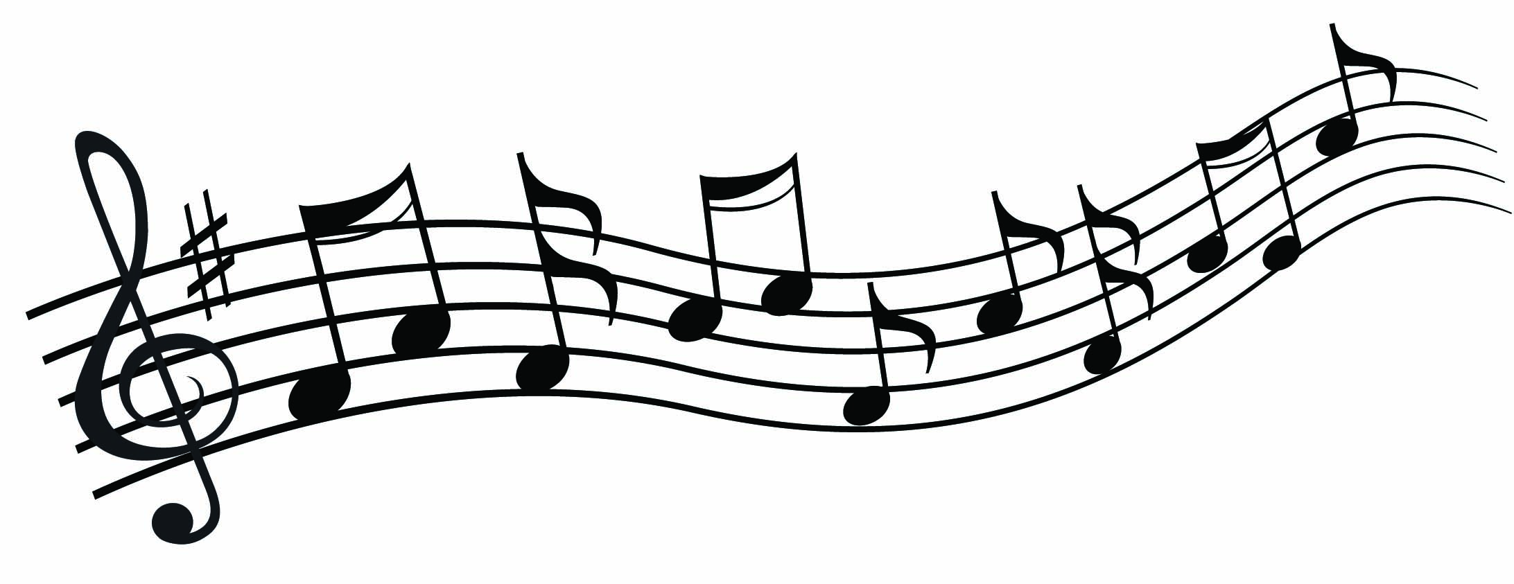 music clipart black and white. music clipart