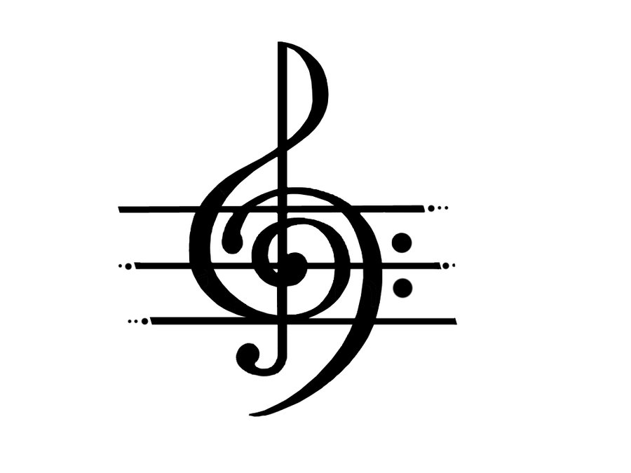 Music notes black and white music notes clipart black and white free 3 2
