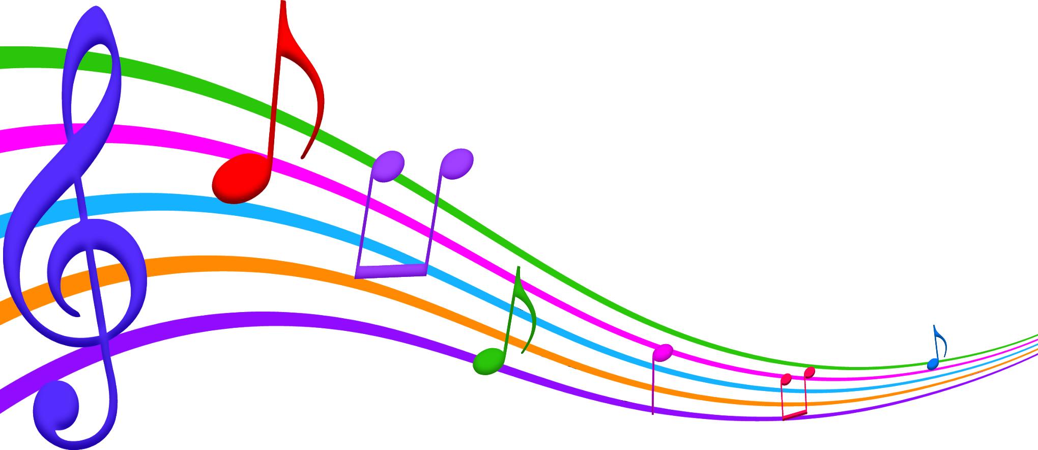 Music Notes Clip Art Free 4 10 .
