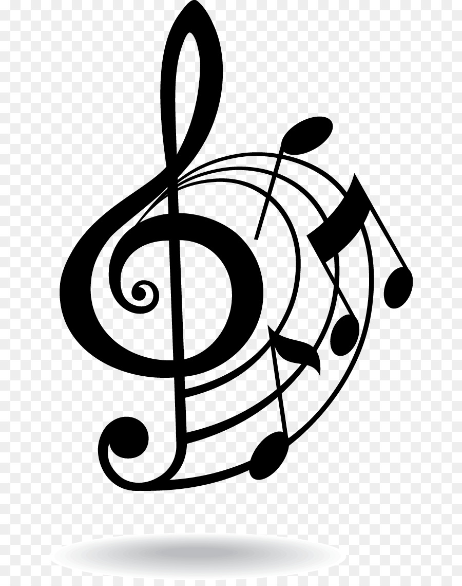 Musical note eighth note clip art musical elements #352842
