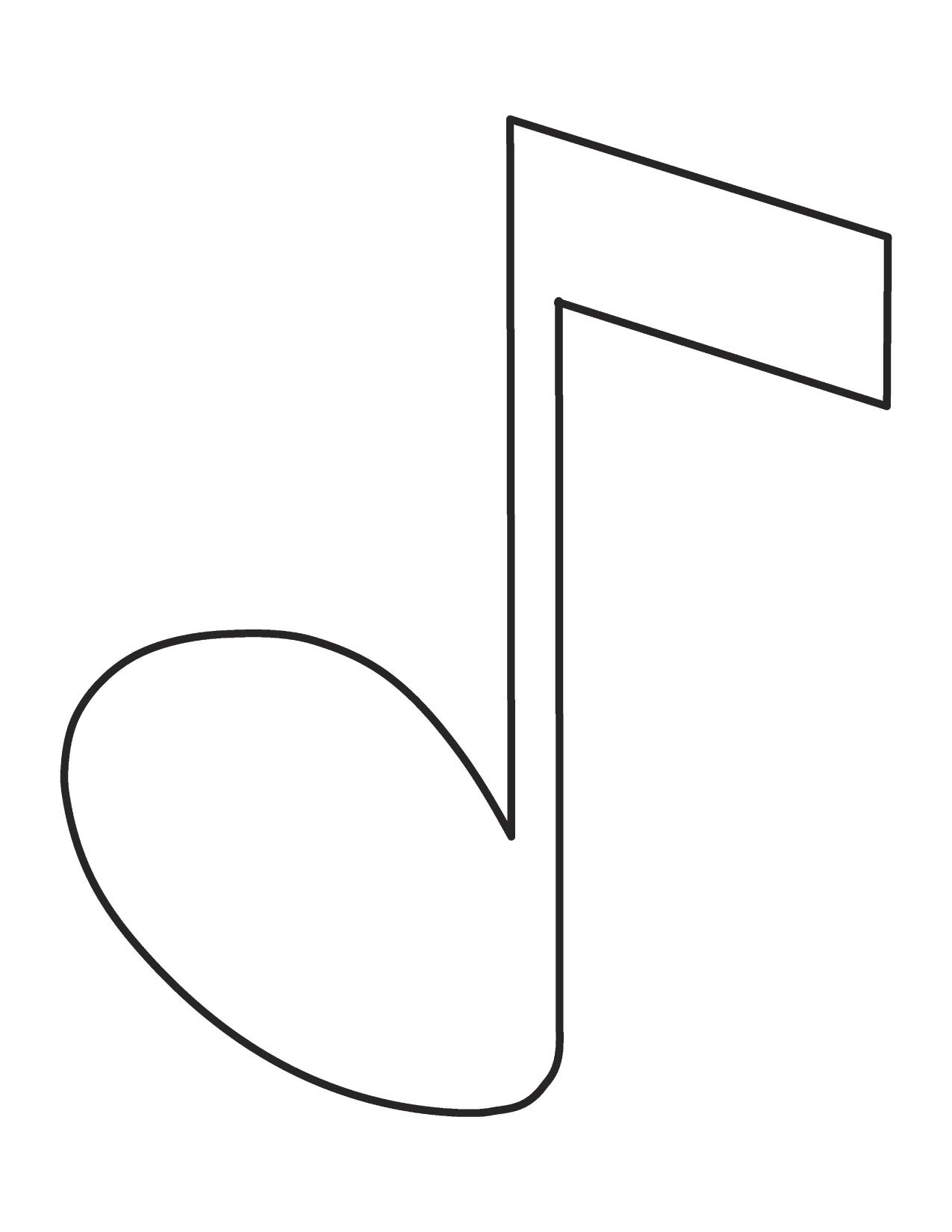 Musical Notes Clipart - Clipart library