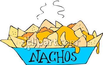Nachos And Cheese Clip Art Image Gallery And More