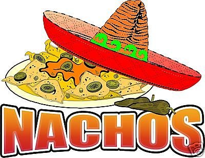 Nachos Clipart. Nacho Party Time!