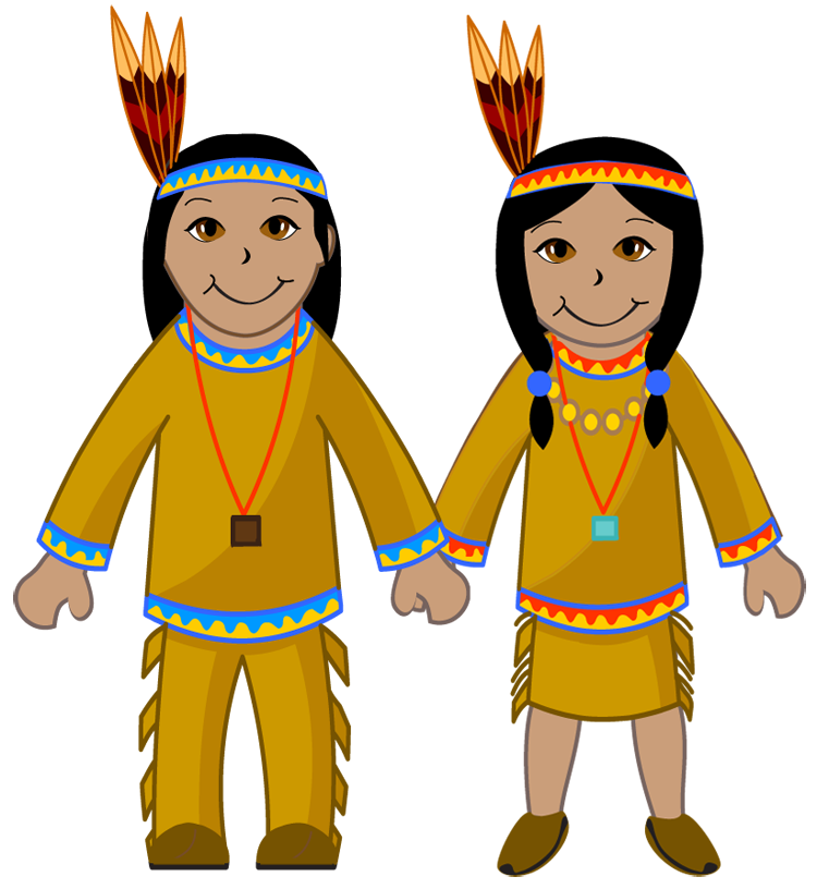 Native American Day Clip Art Printable templates and Pictures
