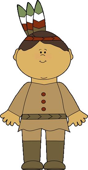 Native American Indian Boy Clip Art Native American Indian Boy Image