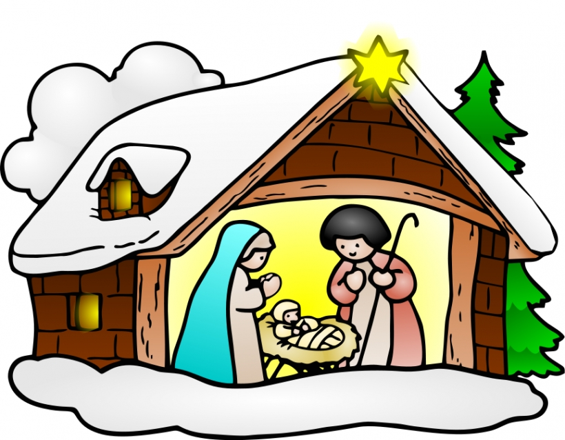 nativity clip art free clipartscoTop 10 PNG religious christmas clip art Graphics