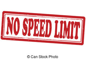 Speed limit Clipartby VIPDesignUSA2/165 No speed limit - Stamp with text no  speed limit inside,.