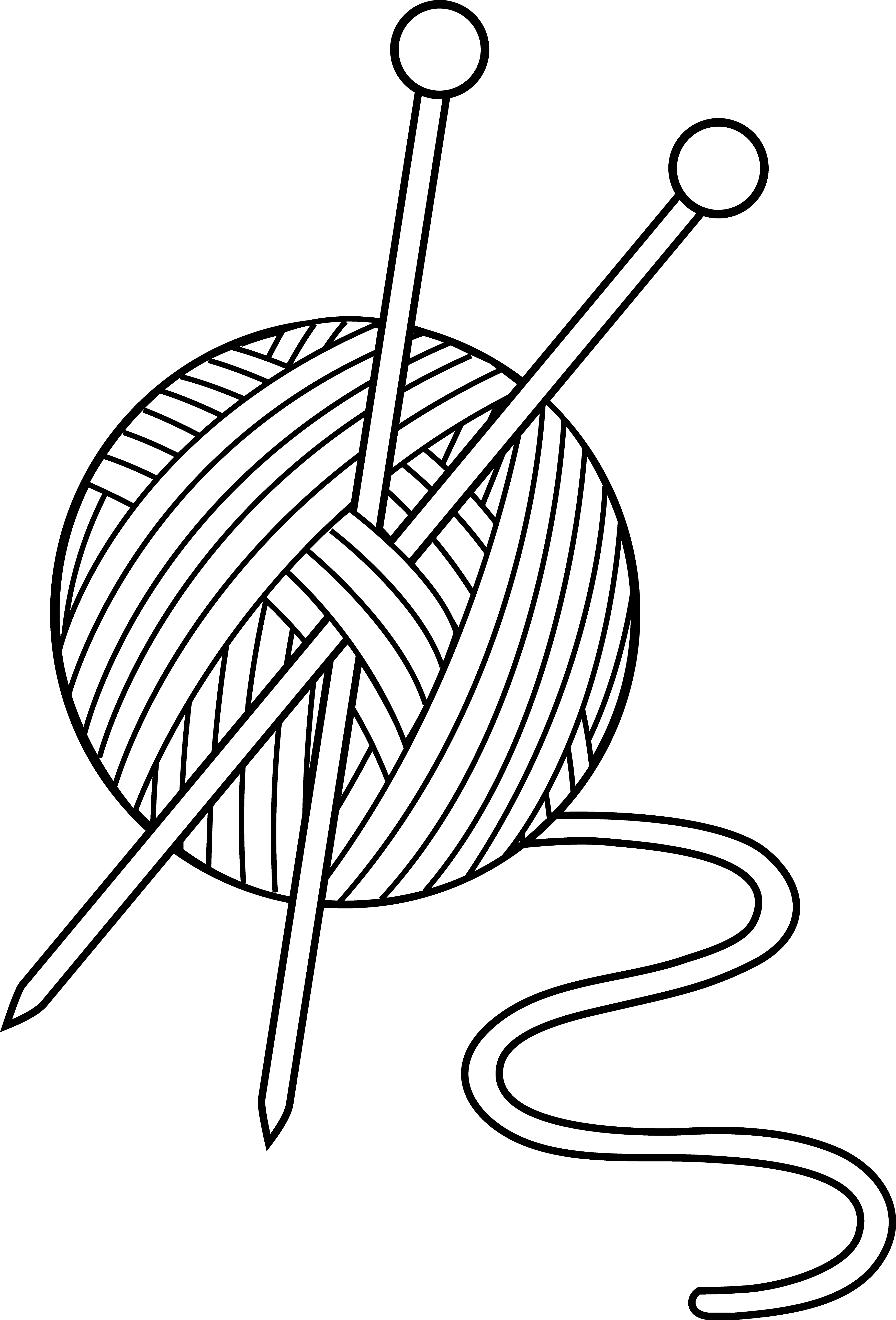 needle clipart