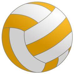 clip art: netball.