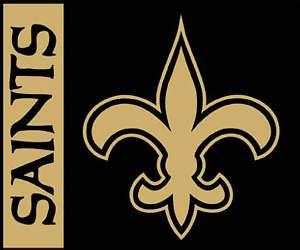 New Orleans Saints!
