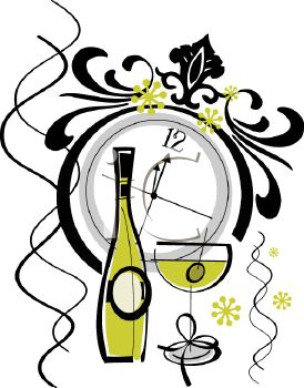 New Year  Clipart-Clipartlook.com-274