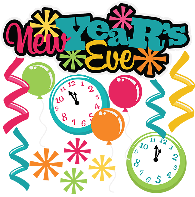 Inspirtations New Year Clipart #1