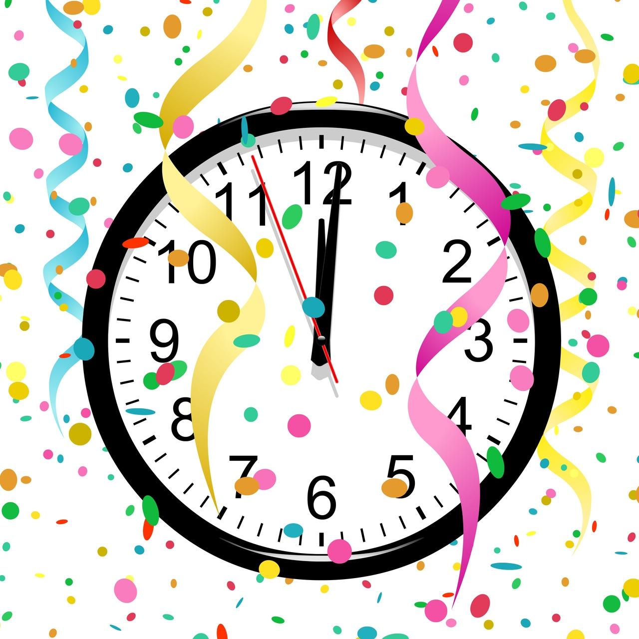 new year celebration clipart 1