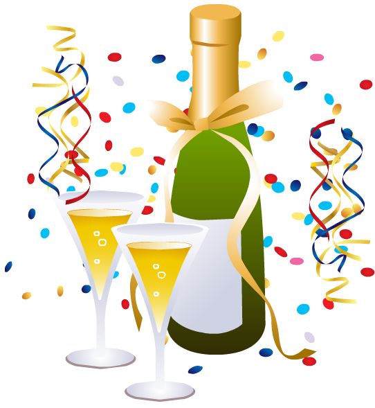 New Year S Day Clip Art ..