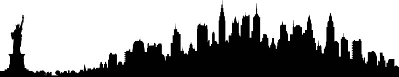 ... New York City Skyline Clipart ...