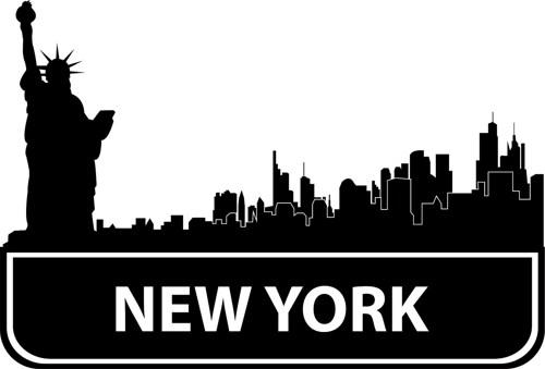 New York clipart