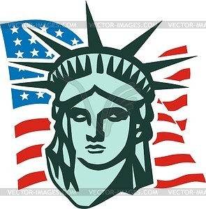 New York Statue Of Liberty Clipart