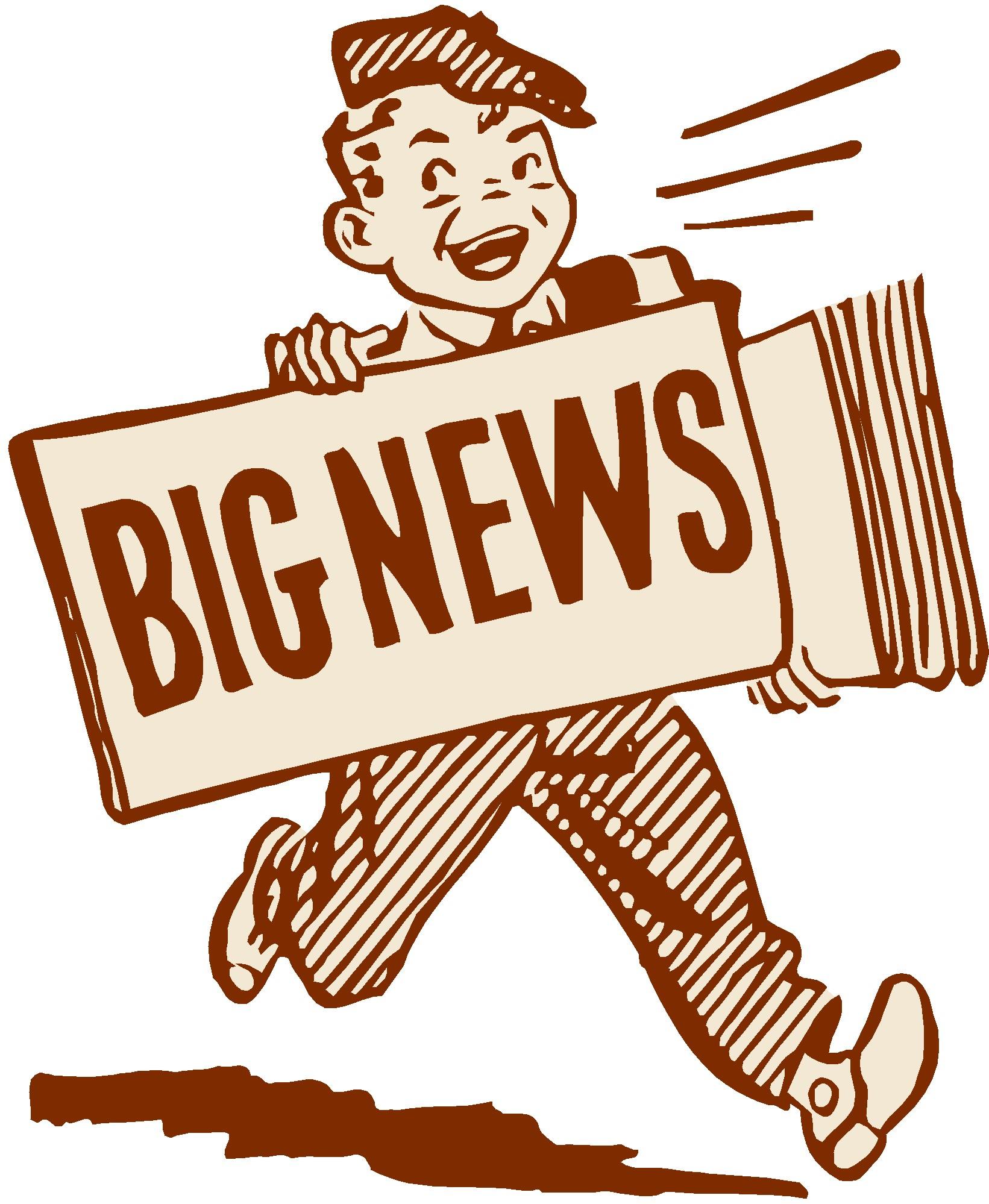 Newsletter Deadline Clipart