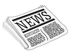 Newspaper Clipart-Clipartlook.com-240