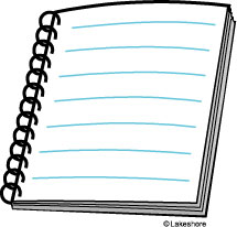 newsroom clipart u0026middot; notebook clipart