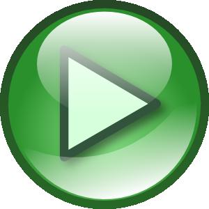 Play Audio Button Set Clip Art
