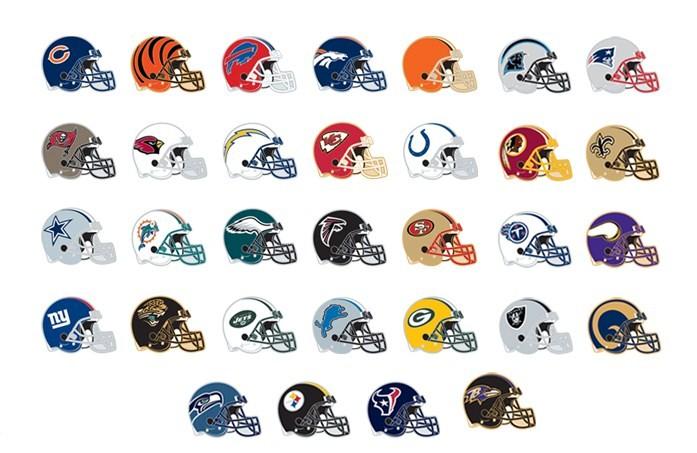 Nfl Helmets Clipart